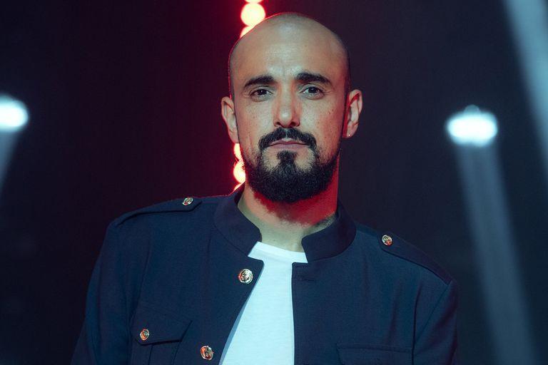 Abel Pintos, otro de los artistas argentinos más sonados en la plataforma de streaming