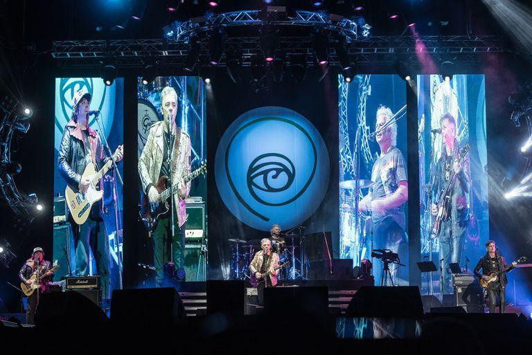 La formación original de Los Ratones Paranoicos volvió a casi 7 a?os de su último show