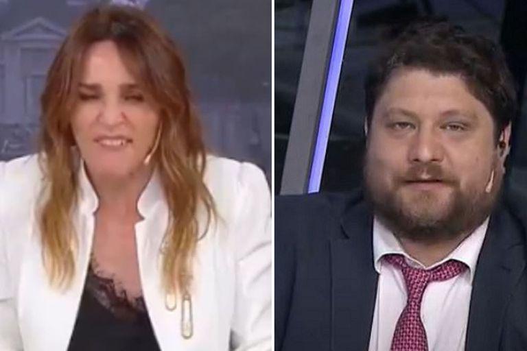 """Nicolás Wiñazki le respondió a Verónica Lozano: """"Quizás le afectó la cuarentena"""""""