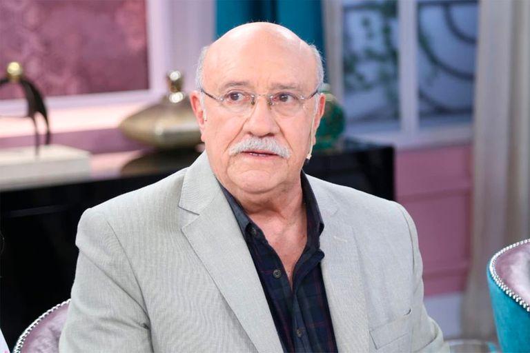 Designan al actor Osvaldo Santoro como número 2 de Lufrano en RTA
