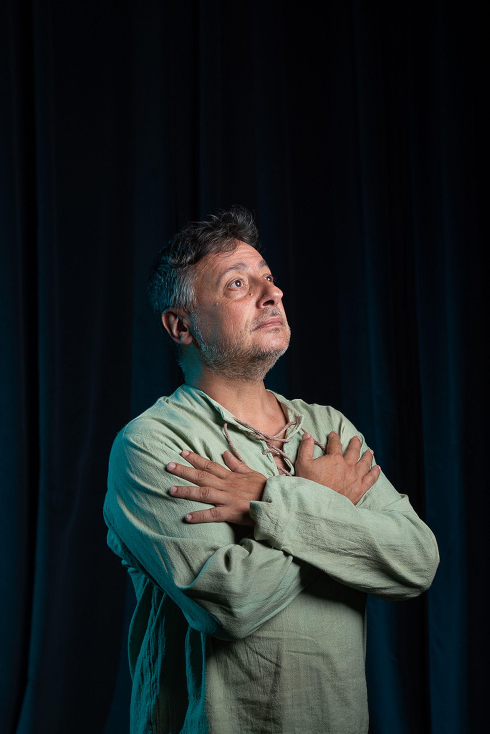 Daniel Casablanca, uno de los Macocos