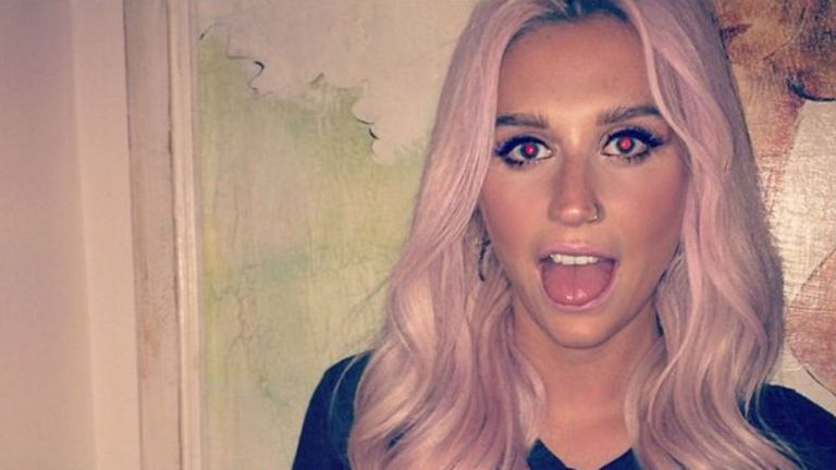 Después de cuatro años y una dura batalla legal, la cantante Kesha anuncia su nuevo tour