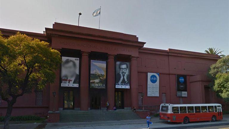 El Museo Nacional de Bellas Artes será ampliado