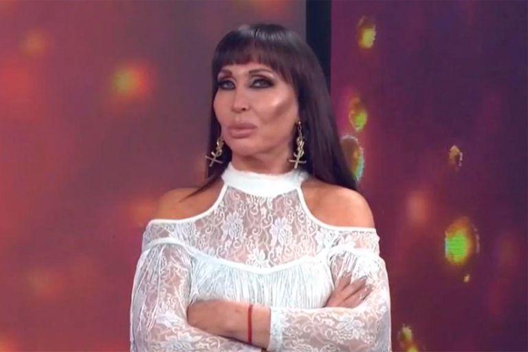 """Moria Casán subió una foto en burla luego del escándalo de las """"vacunas vip"""""""