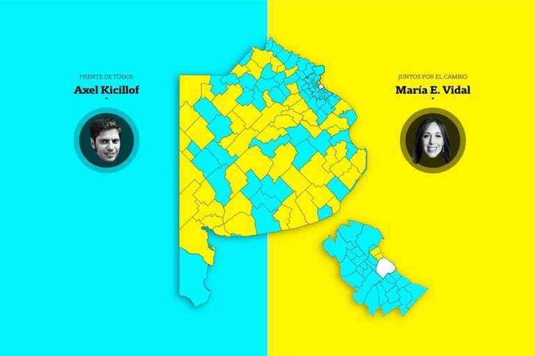 Sorpresas, fuerte corte de boletas y batallas voto a voto en el conurbano