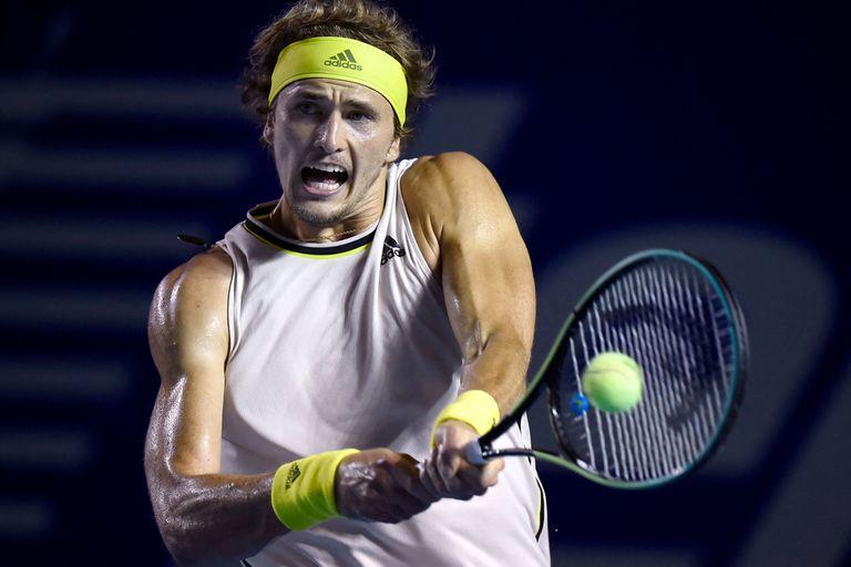 El alemán Alexander Zverev, actual 7 del mundo y campeón en el ATP 500 de Acapulco, sumó el título número 14 de su rica carrera.