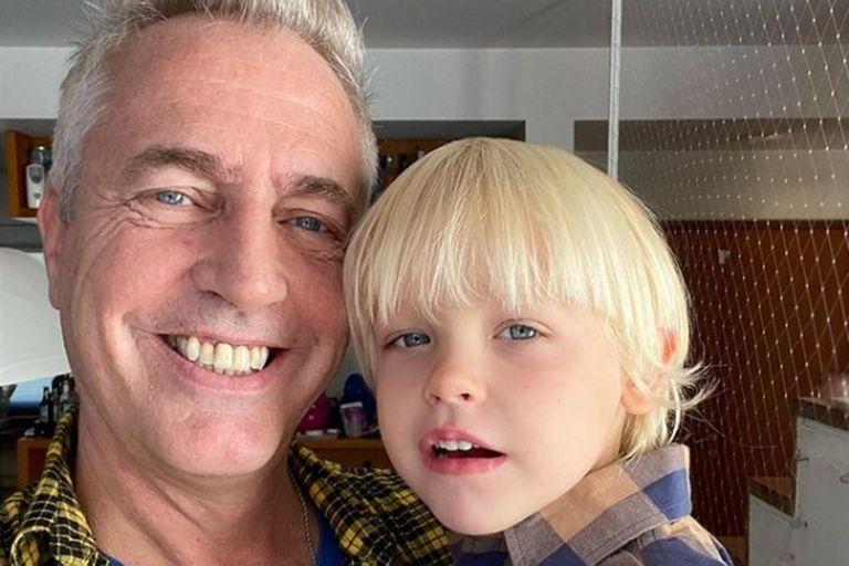 Mirko se convirtió desde muy temprana edad en el protagonista de muchos videos de su padre