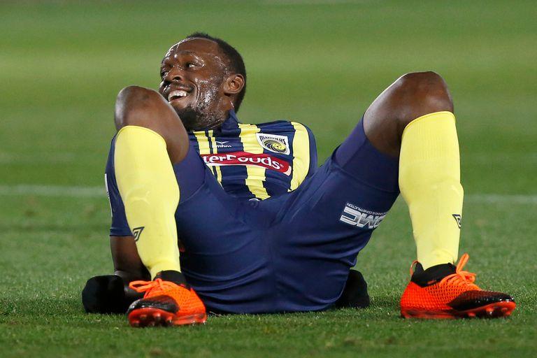 Usain Bolt no jugará en el fútbol de Australia por falta de apoyo económico