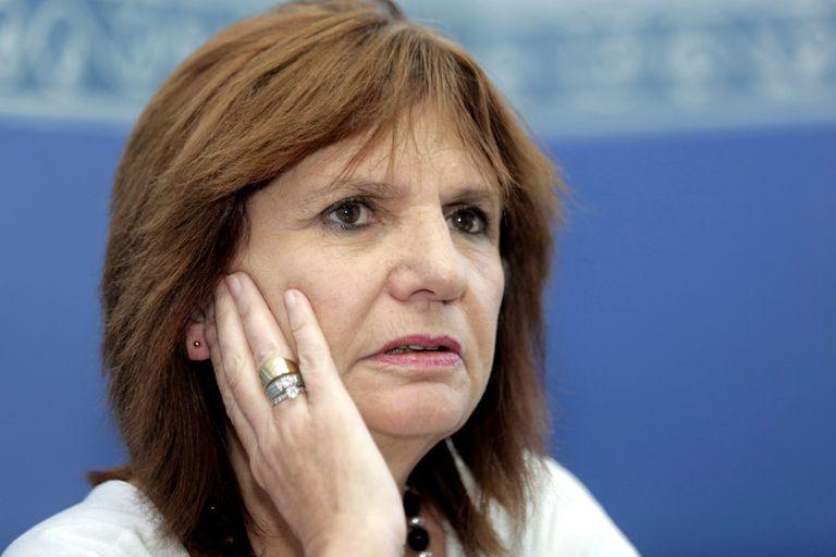 Patricia Bullrich habló sobre las heridas sufridas por Chano