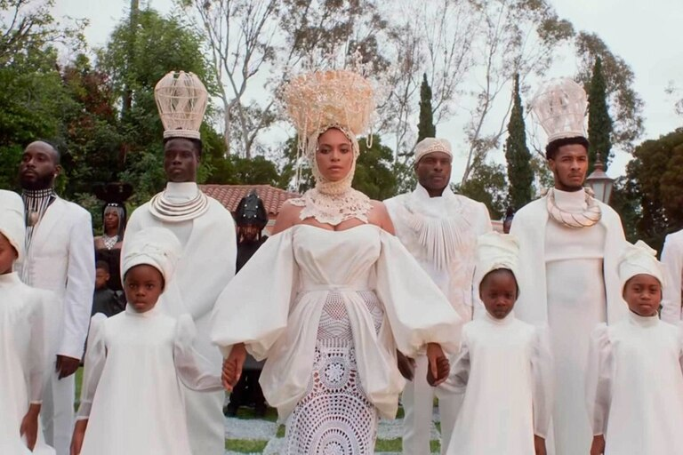 La música encontró un nuevo canal en los servicios de streaming y, con Black is King, Beyoncé supo cómo sacarle provecho
