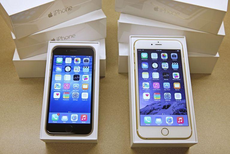 Sea la versión de 16, 64 o 128 GB, los iPhone 6 y iPhone 6 Plus que se pueden utilizar en la Argentina son los modelos A1549 (GSM) y A1522 (GSM), respectivamente