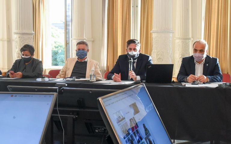 El ministro de Educación de la Nación, Nicolás Trotta, encabezó una nueva asamblea del Consejo Federal de Educación con la participación de las ministras y los ministros de las 24 jurisdicciones del país