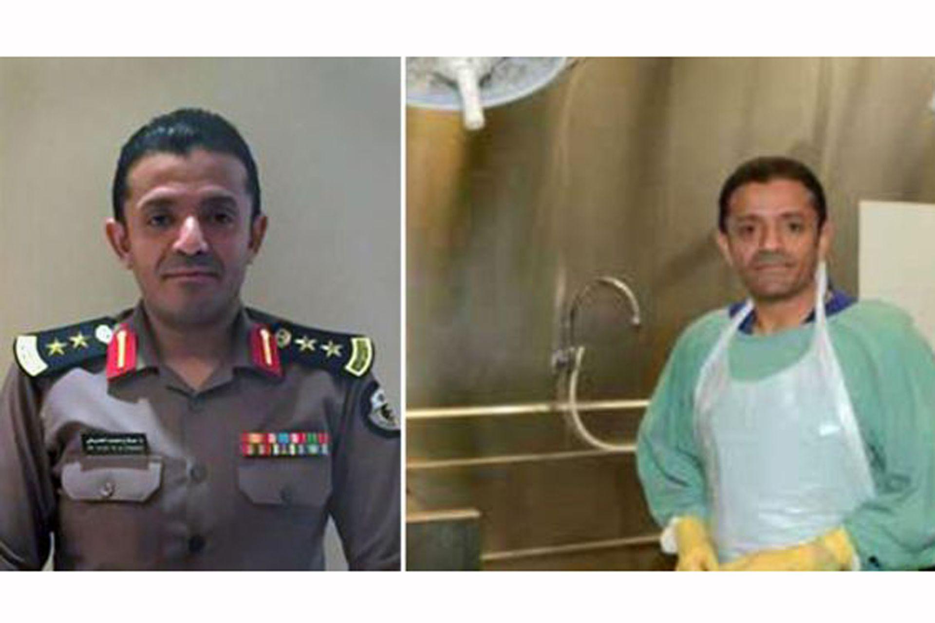 El patólogo forense Salah al Tubaigy viajó a Estambul el día de la muerte de Khashoggi