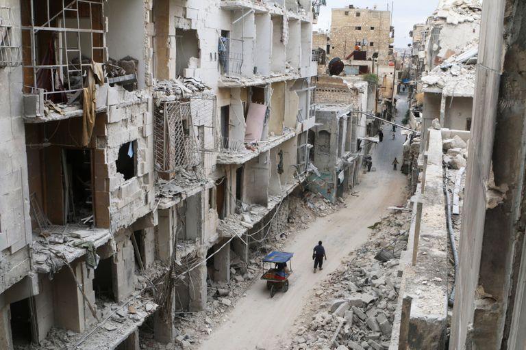 Antes aliados por Siria, Rusia e Irán ahora se disputan influencia en la región