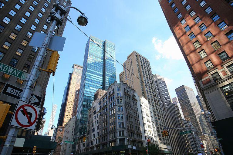 Calle 57 de Nueva York