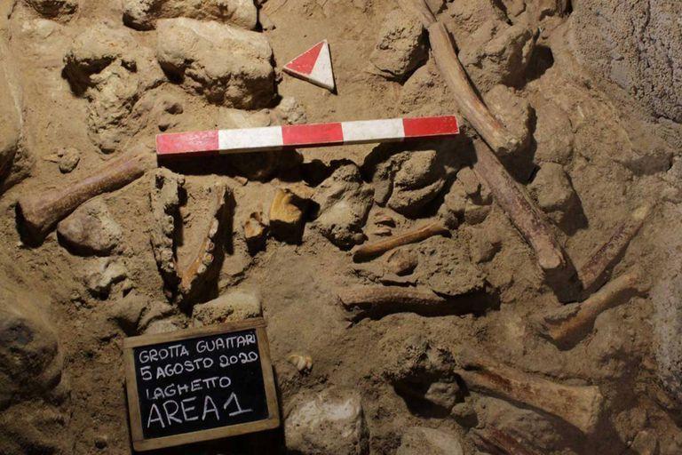 La Gruta Guattari fue descubierta por casualidad en 1939 y es un yacimiento riquísimo para una serie de disciplinas, como la arqueología y la antropología