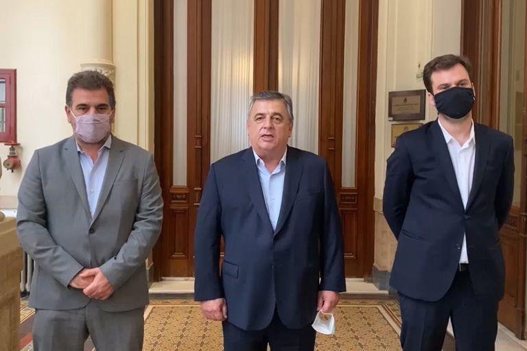 Avanzada de la oposición: JxC acordó pedir la interpelación de Aníbal Fernández y Cabandié en el Congreso