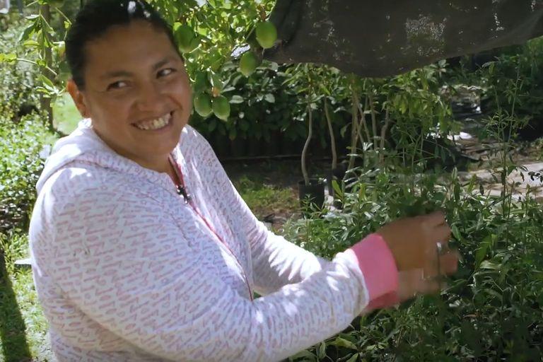 Gloria Álvarez del Pilar es oriunda de Paraguay.