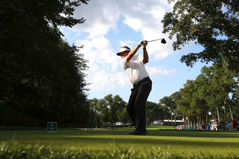 Golf: El primer playoff muestra un tablero apretado después de la primera vuelta
