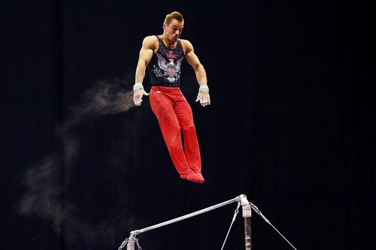 Sam Mikulak contó que había caído en depresión luego de que se pospusieron los Juegos