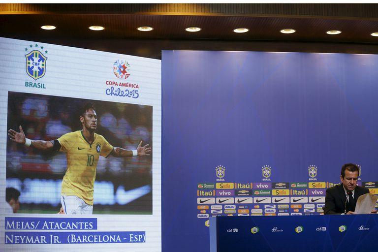 Dunga volverá a contar con Neymar como estandarte para la Copa América
