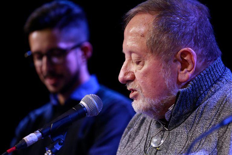 Elvio Gandolfo, homenajeado en la Feria Internacional del Libro de Rosario