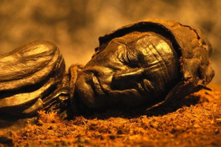 Revelan cuál fue la última comida de la víctima de un antiguo sacrificio humano