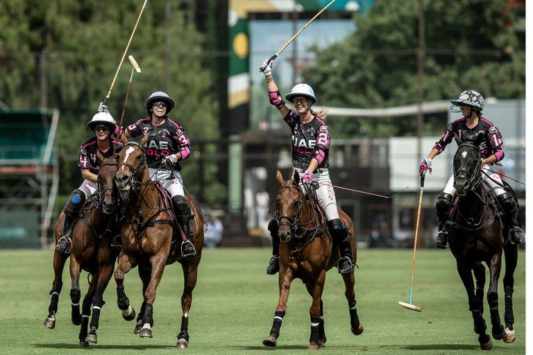 ¡Campeonas de Palermo! Las chicas de El Overo hicieron historia