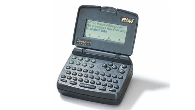 Un Research In Motion Interactive Pager 900