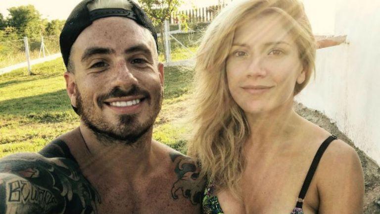 Federico Bal y Laura Fernández