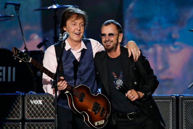 """Ringo Starr: """"Los Beatles hicimos buena música, pero pagamos un precio muy alto"""""""