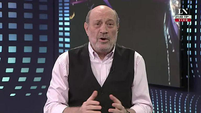 """Alfredo Leuco: """"Hacen falta más trabajadores y menos mafias"""""""