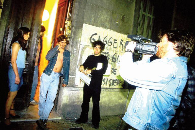 Con casting callejero, Okupas se filmó entre Once, Congreso, Constitución y San Telmo