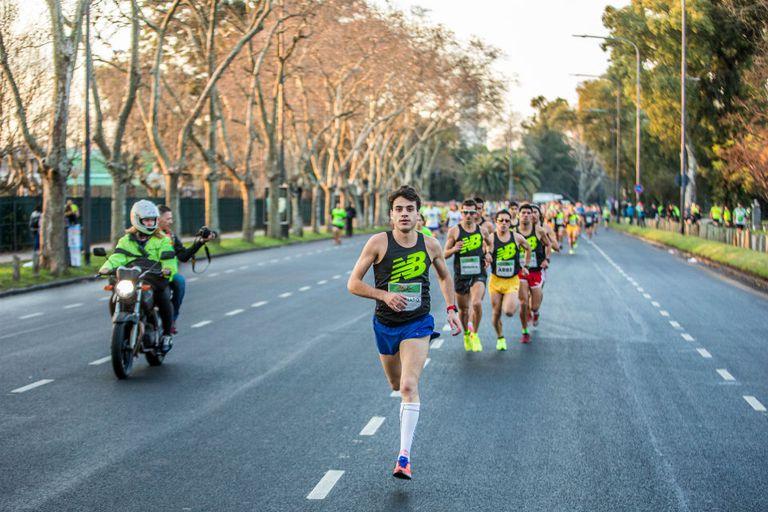 Berni Maldonado, de runner a atleta de elite