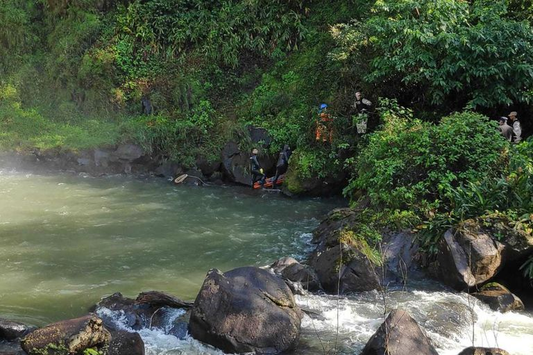 Un turista se suicidó arrojándose a las Cataratas del Iguazú