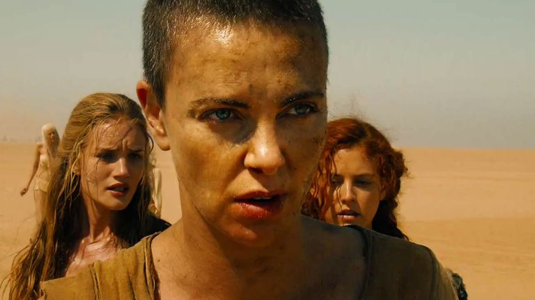 Mad Max, la segunda película más nominada del año