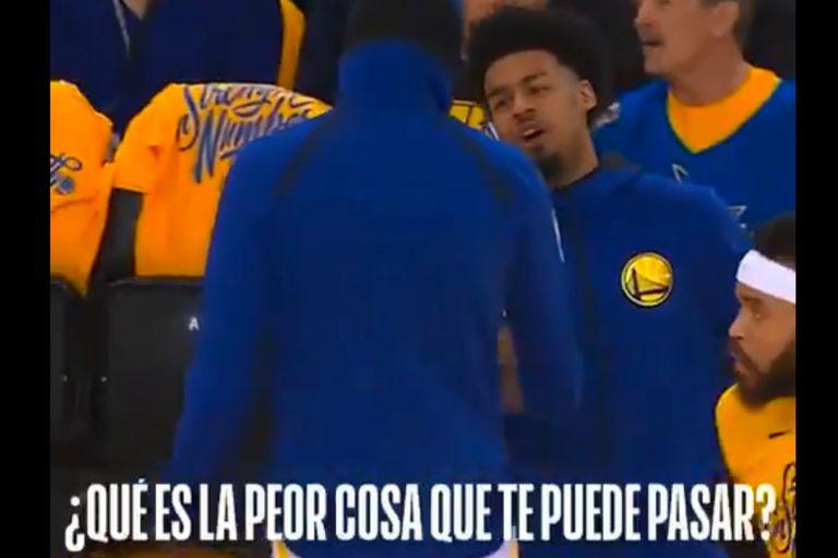 Micrófonos encendidos: toda la acción de la NBA en la voz de sus protagonistas