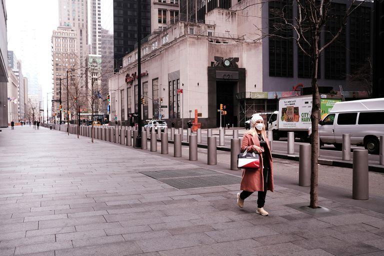 La nueva Manhattan: cómo es la vida sin oficinistas y oficinas vacías