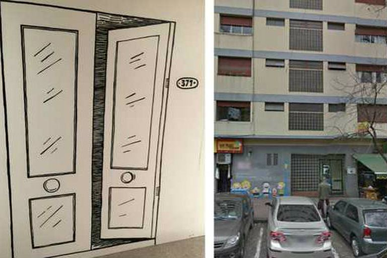 Chile número 371, en el barrio de San Telmo es la casa de Mafalda
