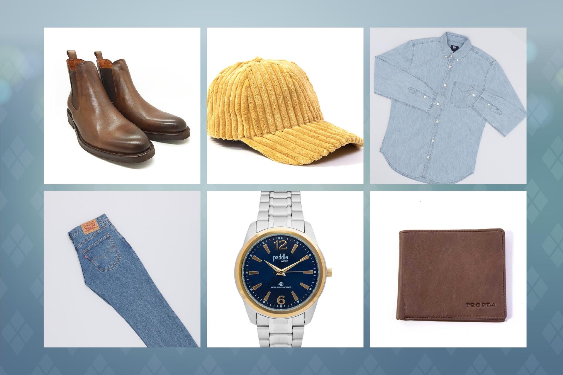 Para los que nunca quieren resignar estilo, un outfit de fin de semana en versión jean con jean