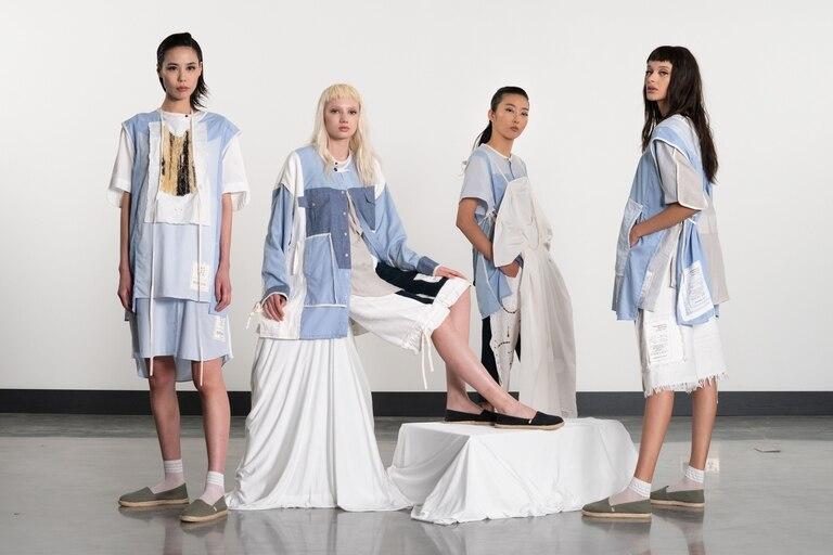Juliana García Bello resultó ganadora del The Redress Design Award 2020, en Hong Kong, con una colección sustentable