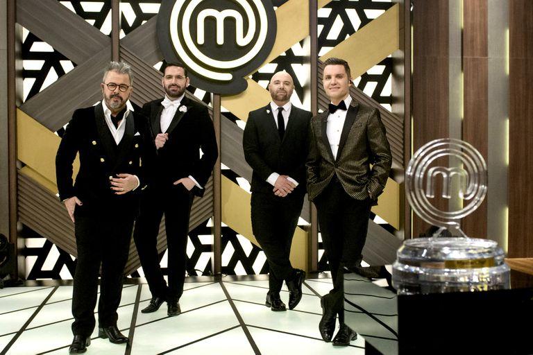 Todos de gala: los looks para la gran final de MasterChef