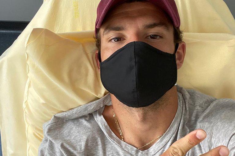:Shock en el tenis: el búlgaro Grigor Dimitrov dio positivo de coronavirus