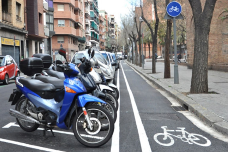 Uno de los modelos utilizados para el proyecto en Buenos Aires fue el de Barcelona, en España