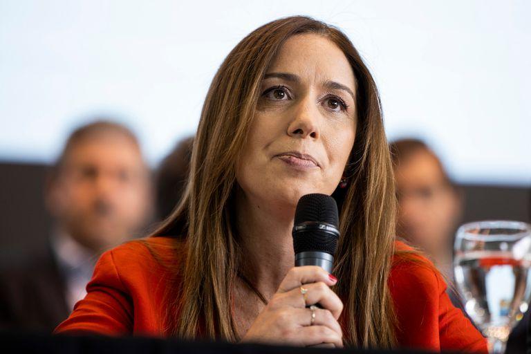 María Eugenia Vidal habló sobre la polémica por las pistolas Taser