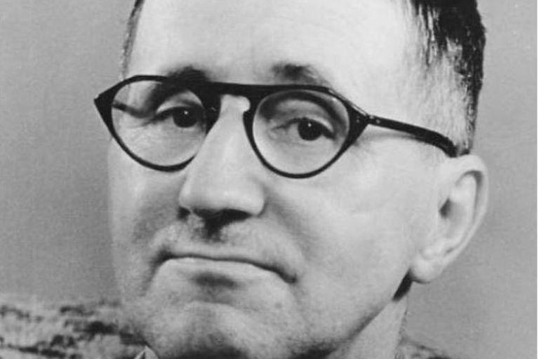 Se cumple un nuevo aniversario de la muerte de Bertolt Brecht