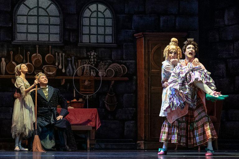 La Cenicienta en el Colón: cuando el ballet le saca partido al amor y al humor
