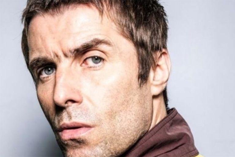 "La impactante foto de Liam Gallagher: ""Me caí de un helicóptero"""