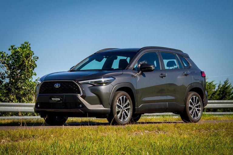 Test drive: Toyota Corolla Cross, confiabilidad en formato SUV