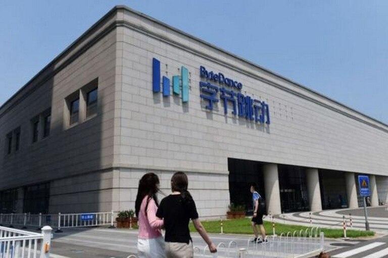 La sede de ByteDance está en Pekín